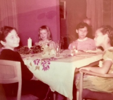 Birthday party ca1957