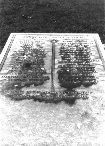 Nancy Dunson Grave Marker